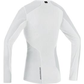 GORE WEAR M Gore Windstopper Camiseta Interior Térmica Manga Larga Mujer, black